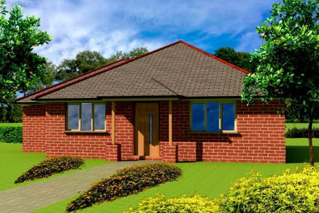 Thumbnail Detached bungalow for sale in 3 Crown Green, Off Westfield Lane, Mansfield