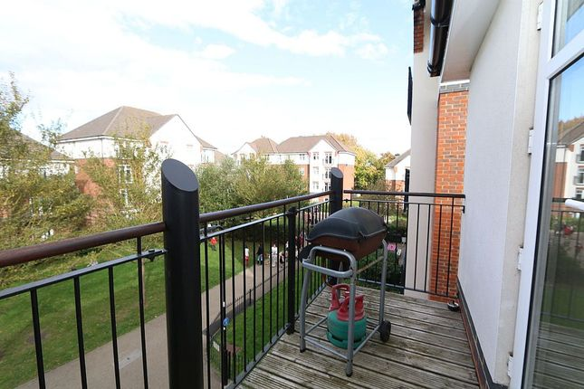 Thumbnail Flat for sale in Causton Gardens, Eastleigh, Hampshire