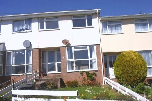 Thumbnail Terraced house for sale in Ailescombe Drive, Paignton