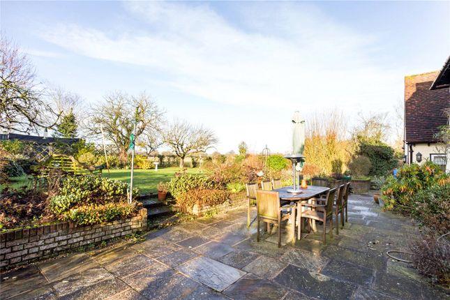 Garden of Canfield Road, Hope End Green, Bishops Stortford, Hertfordshire CM22
