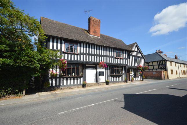Thumbnail Pub/bar for sale in Herefordshire Desirable Black & White Restaurant HR6, Pembridge, Herefordshire