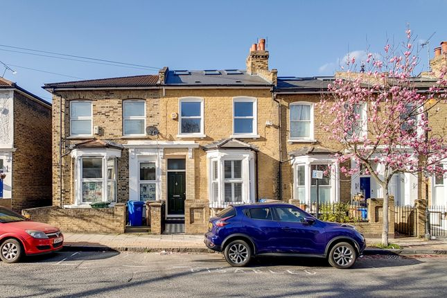 Thumbnail Terraced house for sale in Nigel Road, Peckham, London