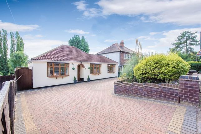 Thumbnail Detached bungalow for sale in Weoley Park Road, Selly Oak, Birmingham