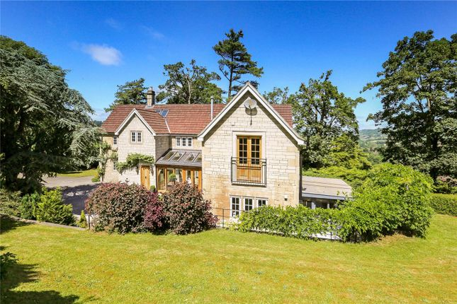 Thumbnail Detached house for sale in Redwood House, Trossachs Drive, Bath