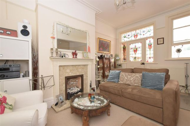 Thumbnail Terraced House For Sale In Clovelly Road Southsea Hampshire