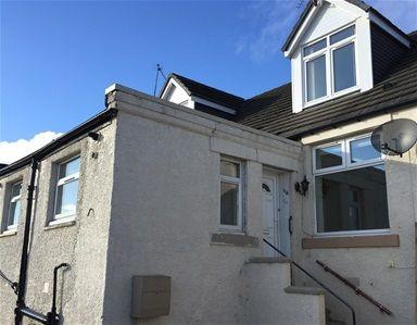 Thumbnail Terraced house to rent in Seafield Rows, Seafield, Seafield