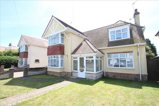 Thumbnail Detached house for sale in Highview Avenue, Clacton-On-Sea