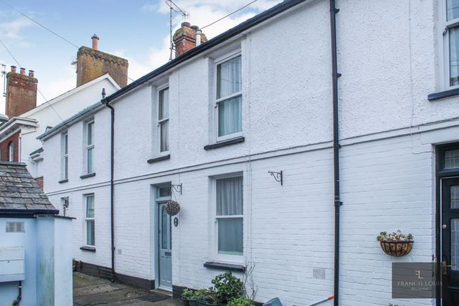 2 bed terraced house for sale in Majorfield Road, Topsham, Exeter EX3