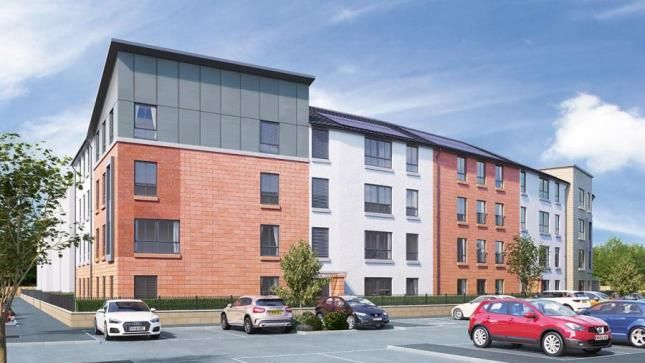 Thumbnail Flat for sale in Richmond Gate, Oatlands, Glasgow