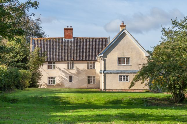 Thumbnail Detached house for sale in Frostenden Corner, Frostenden, Beccles