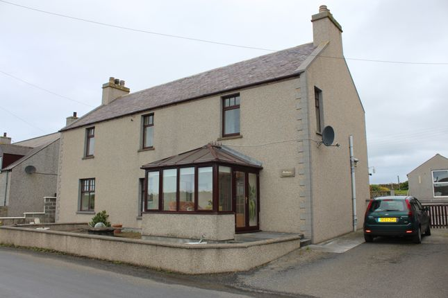 Thumbnail Semi-detached house for sale in Gill Pier, Westray, Orkney