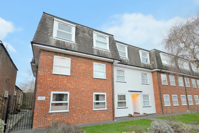Thumbnail Flat for sale in Cecil Court, Wall Road, Ashford