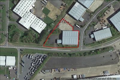 Thumbnail Light industrial to let in Unit 1, Wendel Point, Ryle Drive, Wellingborough, Northamptonshire