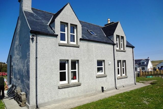 Thumbnail Detached house for sale in South Galson, Isle Of Lewis