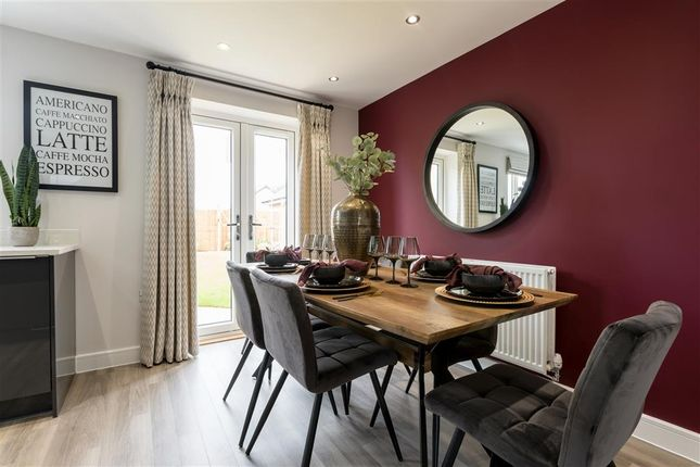 "Semi-detached house for sale in ""The Elliston - Plot 43"" at West End Lane, New Rossington, Doncaster"