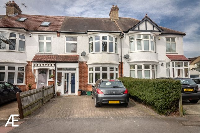 Thumbnail Terraced house to rent in The Crescent, Beckenham, Kent