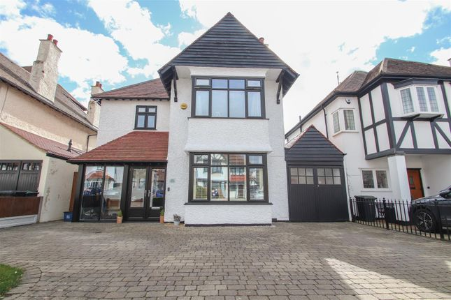 Detached house for sale in The Ridgeway, Westcliff-On-Sea