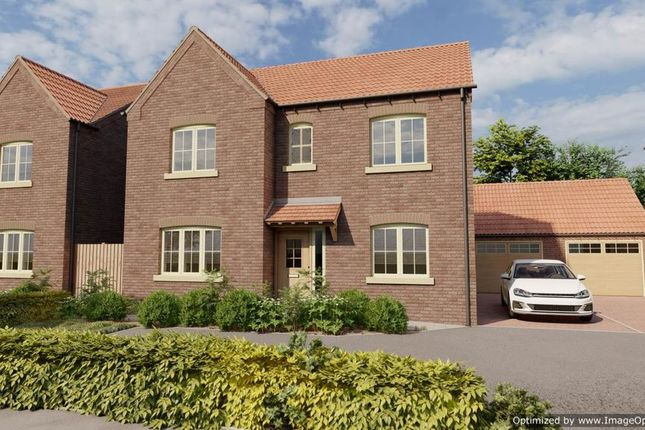 Thumbnail Detached house for sale in East Lane, Corringham, Gainsborough