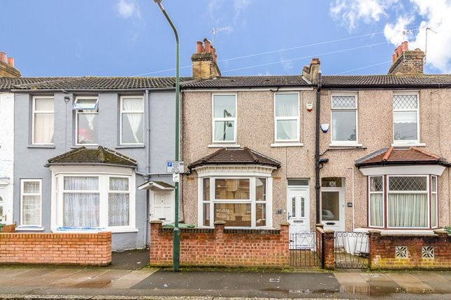 Thumbnail Terraced house for sale in Overton Road, Abbey Wood