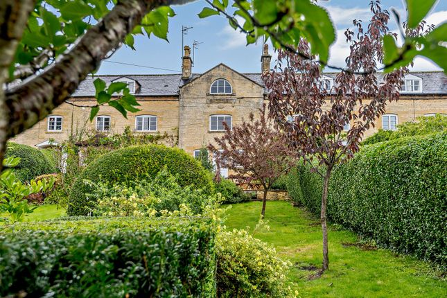 Front of Northwick Terrace, Blockley, Gloucestershire GL56
