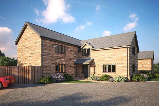 Thumbnail Detached house for sale in Brinkley Road, Burrough Green