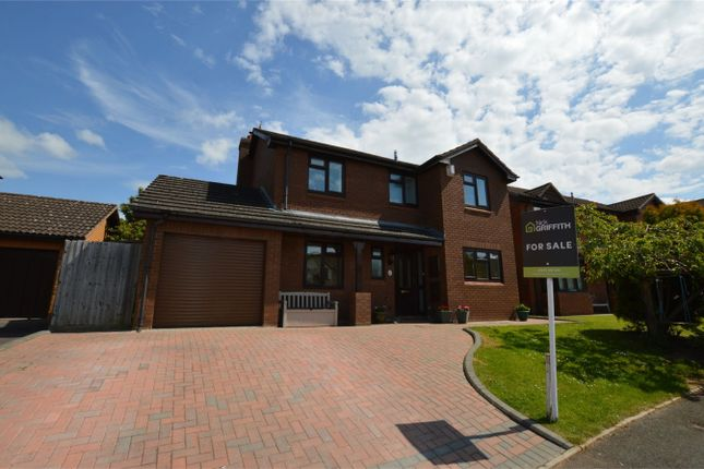 Thumbnail Detached house for sale in Bramble Rise, Prestbury, Cheltenham