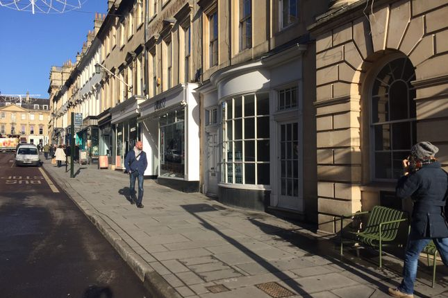Thumbnail Retail premises to let in 36 Milsom Street, Bath, Somserset