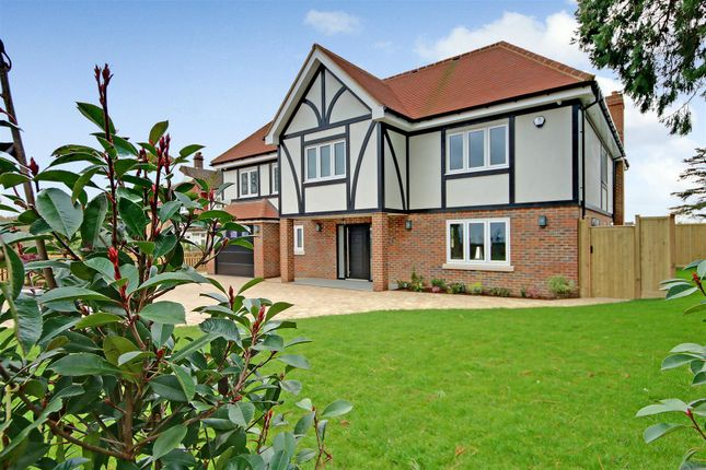 Thumbnail Detached house for sale in Williams Way, Radlett