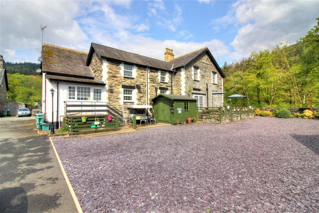 Thumbnail Detached house for sale in Holyhead Road, Pentre Du, Betws-Y-Coed
