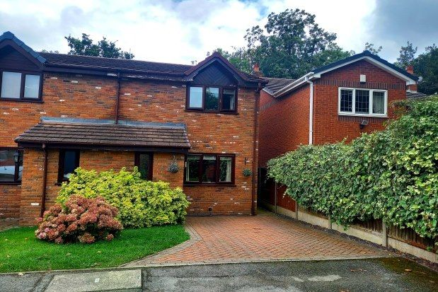 2 bed semi-detached house to rent in St. Martins Mews, Wrexham LL12