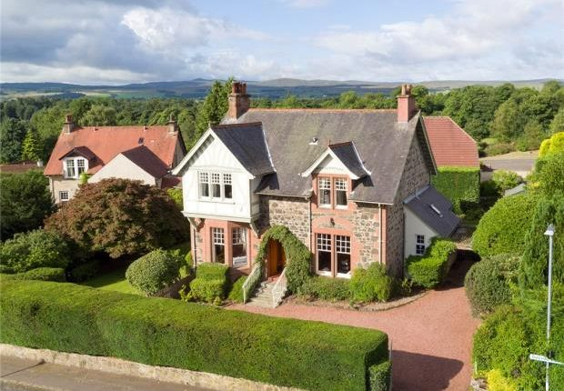 Thumbnail Detached house for sale in Lynton, Duchal Road, Kilmacolm, Inverclyde