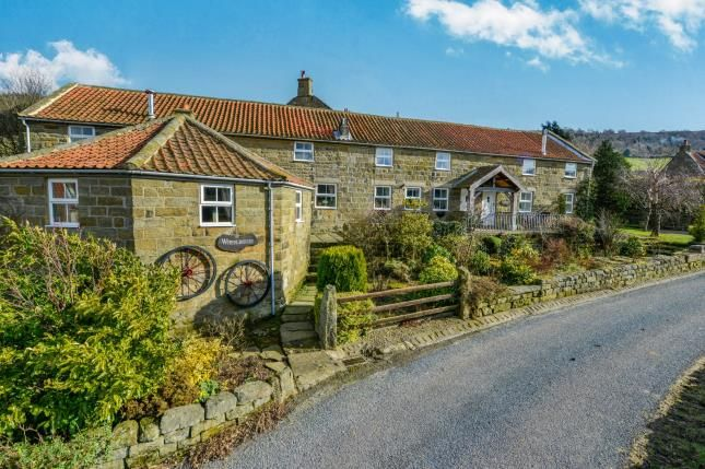Thumbnail Detached house for sale in Glaisdale, Whitby, North Yorkshire