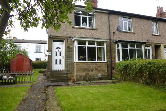 2 bed end terrace house to rent in Almondbury Bank, Moldgreen, Huddersfield
