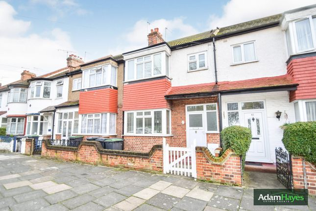 Thumbnail Terraced house to rent in Park Road, Bounds Green