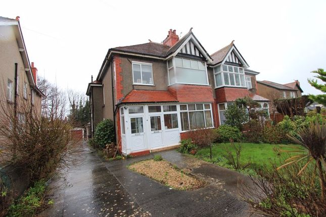 Thumbnail Property for sale in St. Georges Road, Rhos On Sea, Colwyn Bay