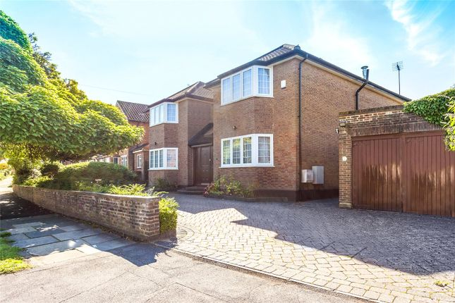Thumbnail Detached house for sale in Cedar Drive, Hatch End, Middlesex