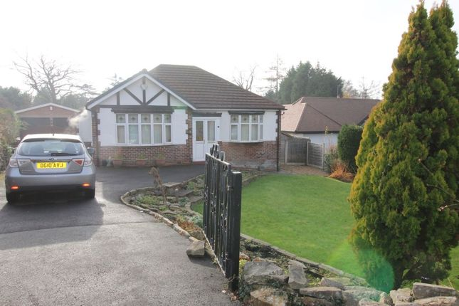 Thumbnail Bungalow for sale in Carr Brow, High Lane, Stockport