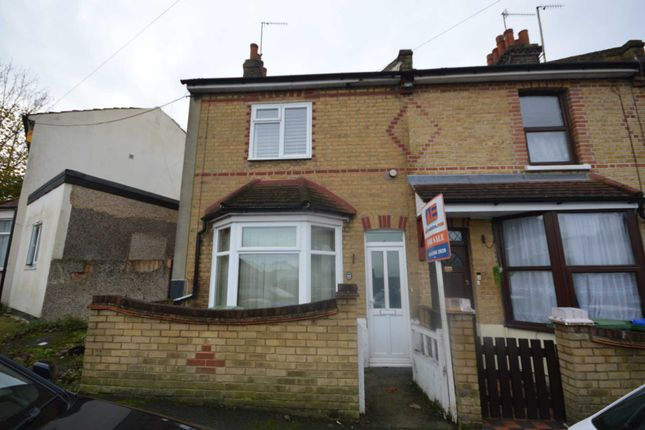 Thumbnail End terrace house for sale in Lyndon Road, Belvedere