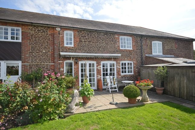 Thumbnail Terraced house for sale in Sanctuary Court, Wiggonholt, Pulborough