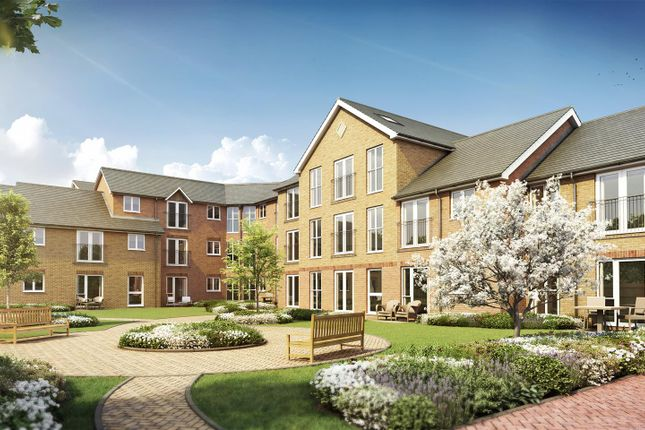 Thumbnail Flat for sale in Mccarthy & Stone, Hickings Lane, Stapleford