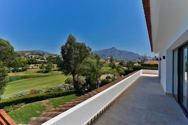 Golf Views From Upper Terrace