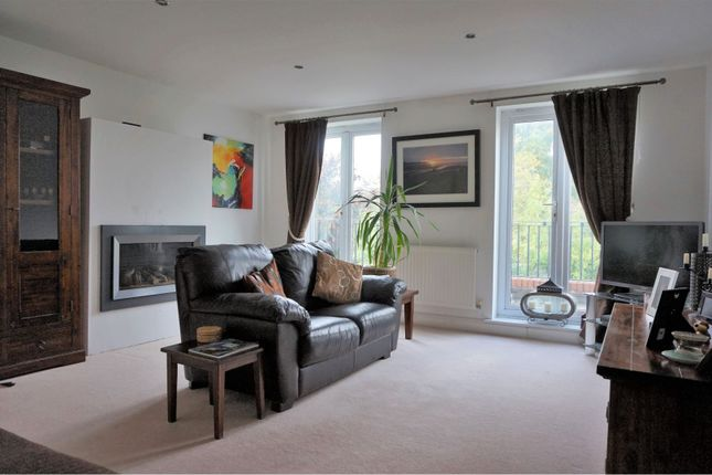 Thumbnail Semi-detached house for sale in South Knighton Road, Knighton