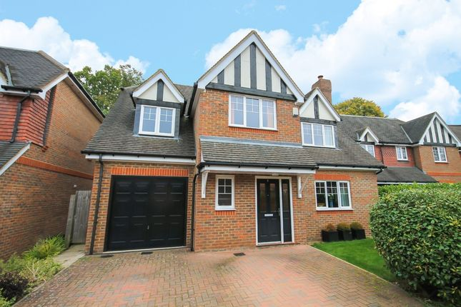 Thumbnail Detached house for sale in Birch Tree Gardens, Felbridge, East Grinstead