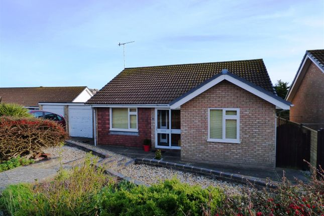 Thumbnail Detached bungalow for sale in Churchill Road, Seaford