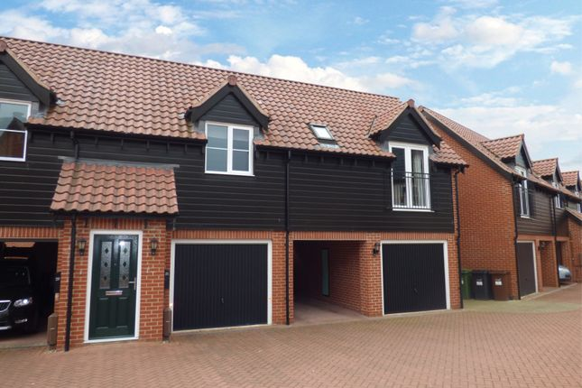 Thumbnail Flat for sale in Nelson Close, Poringland
