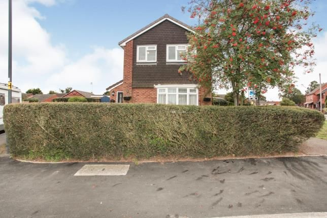 Thumbnail Detached house for sale in Sycamore Road, Kingsbury, Tamworth, Warwickshire