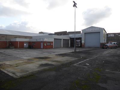 Thumbnail Light industrial for sale in Unit 4, Burton Road, Blackpool, Lancashire