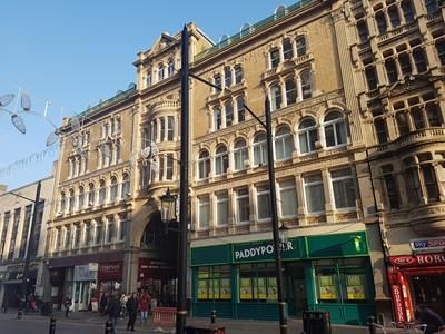 Thumbnail Office to let in Market Buildings, 5/7 St Mary Street, Cardiff