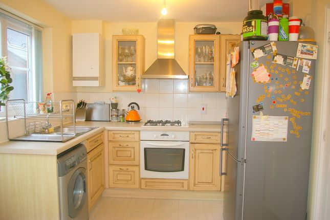 Thumbnail End terrace house to rent in Robotham Close, Narborough, Leicester