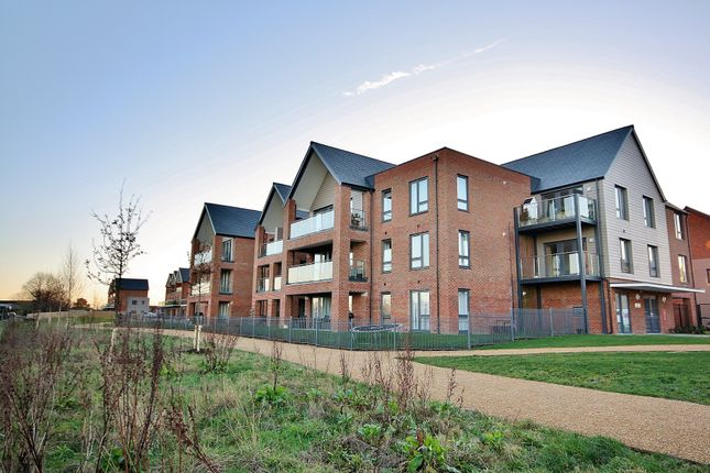 Thumbnail Flat for sale in Rydens Parade, Rydens Way, Old Woking, Woking